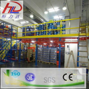 High Storage Warehouse Mezzanine Floor Racking pictures & photos