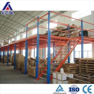 Customized Warehouse Steel Platform with Steel Grating pictures & photos