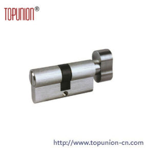 En1303 Solid Brass Cylinder Lock with Knob pictures & photos