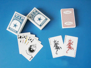 High Quality Playing Cards for Poker Club pictures & photos