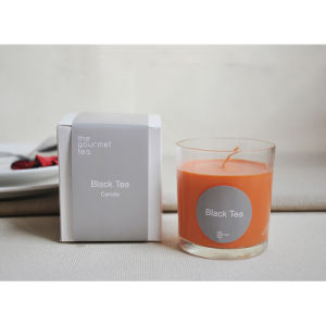 Personalized Luxury Scented Glass Candle with White Box pictures & photos