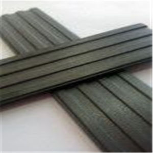 China Q235 Hot Rolled Black Nosing Strip pictures & photos