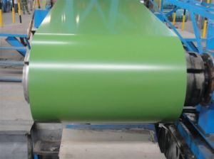 Pattern Color-Coated Galvanized Steel Coil pictures & photos