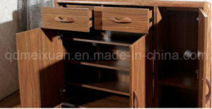 Solid Wooden Drawers Cabinet (M-X2571) pictures & photos