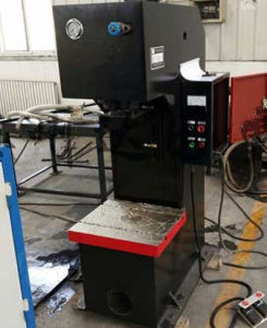 Yq41 Series Single Column Straightening Hydraulic Press for Shaft pictures & photos