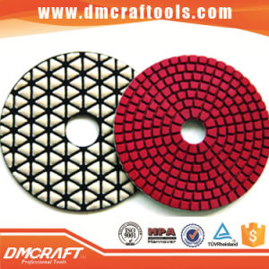 High Efficience and Durble Dry/Wet Diamond Polishing Pad pictures & photos