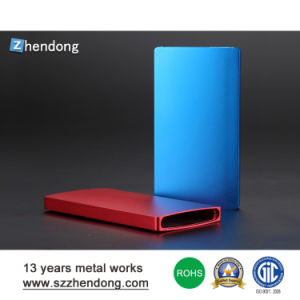 CNC Industrial Aluminum Case Custom Aluminum Extruded Profile
