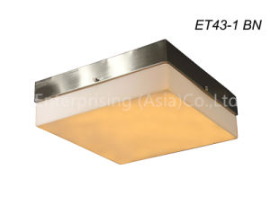 Flush Mount with Glass Square LED Ceiling Ligt pictures & photos