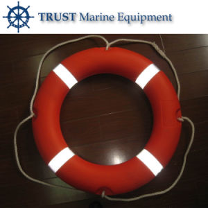 4.3kg Marine Lifebuoy Ring with Light and Smoke Signal pictures & photos