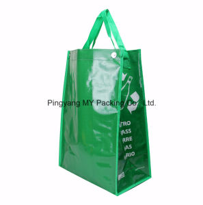 Eco BOPP Laminated PP Woven Laminated Bag for Promotion pictures & photos