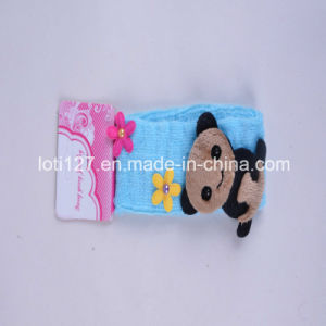Blue Hair Ribbon, Panda Adornment Modelling, Children Hair Ribbon, Fashion Hair Accessories, Hair Band