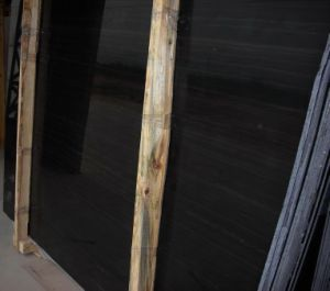 Black Sepeggiante Marble, Marble Tiles and Marble Slabs pictures & photos