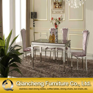 2015 Popular Furniture Dining Table in Good Taste pictures & photos