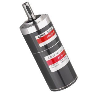 GS 60W 62mm Planetary DC Motor with High Efficiency pictures & photos