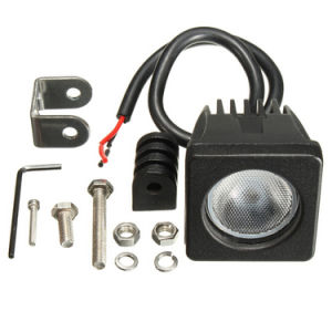 IP68 10W 2 Inch Square Offroad CREE LED Work Light pictures & photos