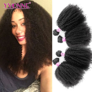 100% Human Hair Extension Brazilian Virgin Hair pictures & photos