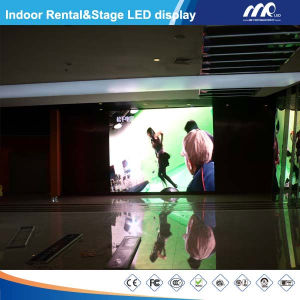P4mm Aluminum Die-Casting Low Power Consumption Stage Rental LED Display (480*480) pictures & photos