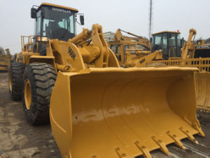 Used Caterpillar Wheel Loader 966h for Sale pictures & photos