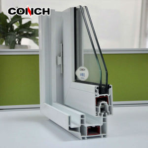 Conch 88 Sliding Window PVC/UPVC Profile pictures & photos
