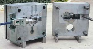 Die Casting Mould and Casting Parts pictures & photos
