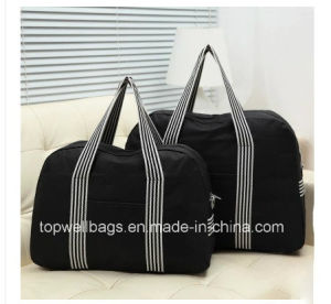 Polyester Fashion Travel Duffle Sport Bag