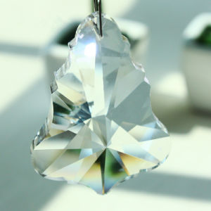 Crystal Lighting Accessories Christmas Tree Crystal Glass Pendant pictures & photos