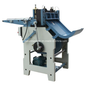 Automatic Hardcover Book Spine Cutting Machine (YX-42) pictures & photos