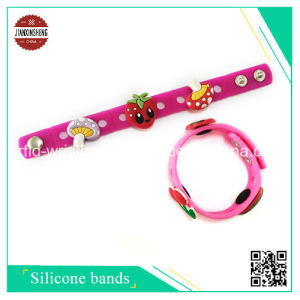 Soft PVC Bracelets for Child Gift pictures & photos
