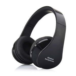 Bluetooth Headphones Noise Cancelling Wireless Headphones with Microphone pictures & photos