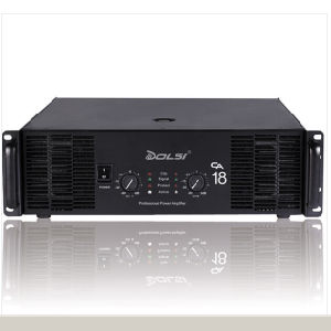 PA Audio 3u High Power Professional Power Amplifier pictures & photos