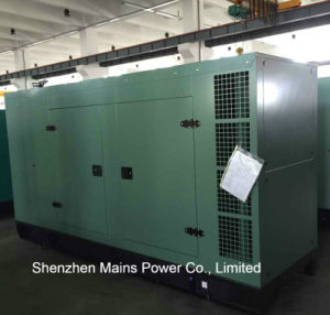 550kVA 440kw Standby Power Cummins Silent Type Diesel Generator pictures & photos