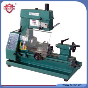 CE Top High Precision Drilling and Milling Mini Metal Lathe At125 pictures & photos