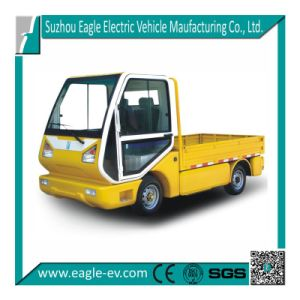Electric Mini Truck, CE Approved, with Electric Heater, Diesel Heater, 72V 5kw, Green Truck, Loading Weight 1500kgs pictures & photos