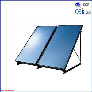 100L-250lsplit Black Chromium Flat Panel Solar Collector (BaoBei) pictures & photos