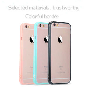 Matte Combo TPU PC Phone Case for iPhone 6 Plus
