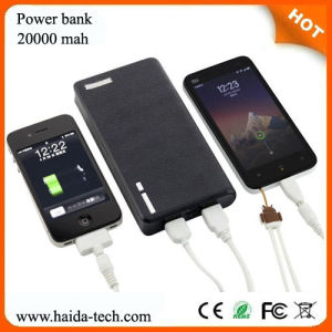 High Quality 20000 mAh Power Bank with Real Capacity