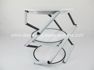 Display Stand Rotating Promotional Table Unit pictures & photos