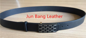 Fashion & Attractive Men Split Leather Belt in High Quality pictures & photos
