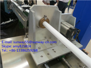 Empty Transparent Tube Machine Suitable for Packaging Food pictures & photos