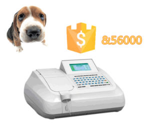 Top-Selling Vet Semi-Auto Biochemistry Analyzer Ba-733V pictures & photos