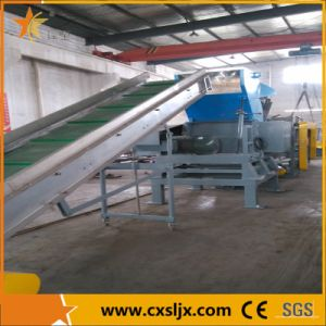 Low Water Consumption PP PE Waste Film Washing Line pictures & photos