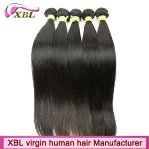 Wholesale Virgin Hair Extension Unprocessed Brazilian Virgin Human Hair pictures & photos