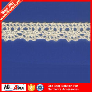 More 6 Years No Complaint New Style Crochet Lace Ribbon pictures & photos