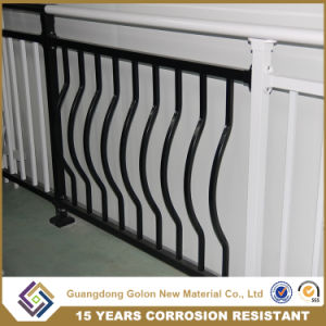 Factory Powder Coated Aluminum Deck Railing pictures & photos