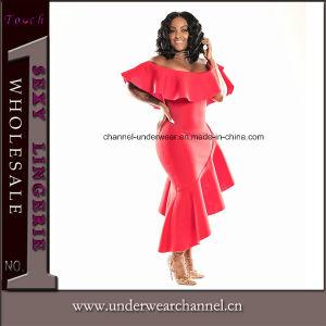 2018 Wholesale Women Celebrity Lace Evening Prom Dresses (TONY8048) pictures & photos