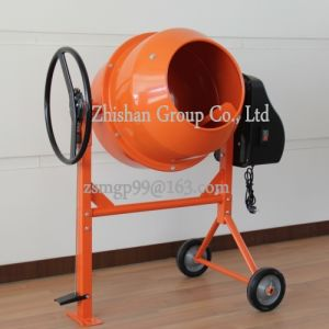 Cm260 (CM50-CM800) Zhishan Portable Electric Gasoline Diesel Concrete Mixer pictures & photos