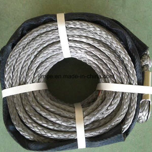 Winch Rope blue Color for Winch pictures & photos
