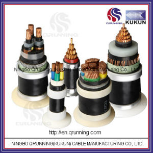 XLPE or PVC (Cross-linked polyethylene) Insulated Electric Power Cable