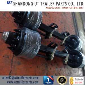 Axle/Semi Trailer Axle/American Style Axle/Inboard Axle/Eje Axle/China Made Axle/Beam Axle pictures & photos