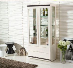 2015 Modern Wine Cabinet with MDF (JG-147) pictures & photos